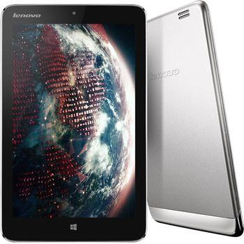 Lenovo MiiX 2 8, 3G, 64GB, stříbrný