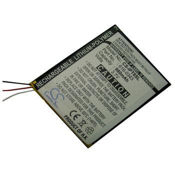 Baterie pro Apple iPod touch 1.gen, Li-pol 3,7V 980mAh