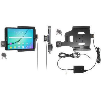 Brodit držák do auta na Samsung Galaxy Tab S2 8.0 bez pouzdra, se skrytým nabíjením