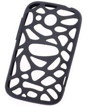 HTC pouzdro silikonové SC-S780 pro HTC Desire C, černé