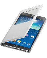 Samsung flipové pouzdro S-view EF-CN900BW pro Note 3 bílé