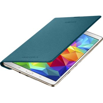 Samsung flipové pouzdro EF-DT700BL pro Galaxy Tab S 8.4, modrá