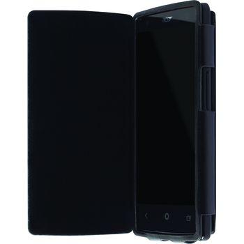 Krusell pouzdro FlipCover Donso - Acer Liquid E3, černá