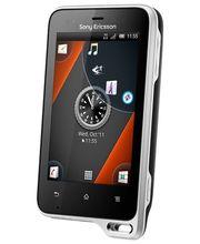Sony Ericsson Xperia active - černá s bílou
