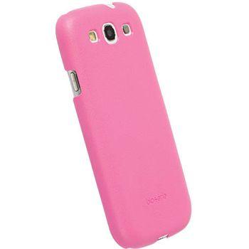 Krusell hard case - BioCover - Samsung i9300 Galaxy S III (růžová)