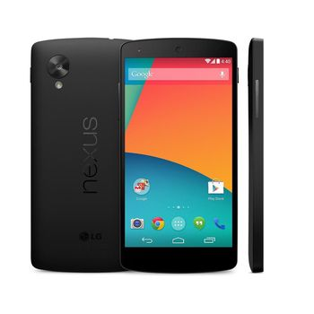 Nexus 5 16GB, černá, rozbaleno, záruka 24 měsíců