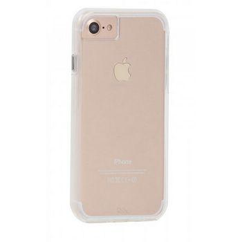 Case Mate ochranný kryt Naked Tough pro Apple iPhone 7, kouřově šedá