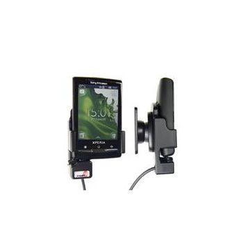 Brodit držák do auta pro Sony Ericsson Xperia X10 mini s nabíjením z cig. zapalovače