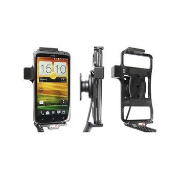Brodit držák do auta na HTC One X / One X+ bez pouzdra, s nabíjením z cig. zapalovače