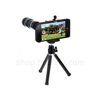 Brando iPhone 5 12x Zoom Telescope Camera Lens