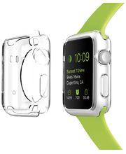 Spigen ochranný kryt Liquid Crystal pro Apple Watch (38mm), čirý