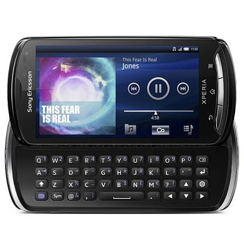 Sony Ericsson Xperia pro - černá