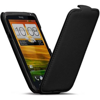 Case Mate Signature Flip Case pro HTC One X Black