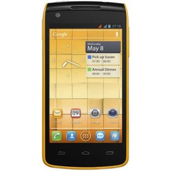 Alcatel One Touch 992D žlutý