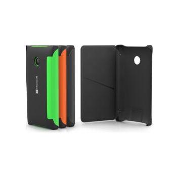 Nokia zadní kryt s flipem CP-634 pro Lumia 532, zářivě zelená