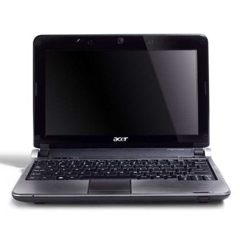 "ACER Aspire ONE D150-Bk 10.1""CB,Atom N280,sdil VGA,2x512GB,160GB,5-in-1,0.3MPx,6.článek,XPH (Černý)"