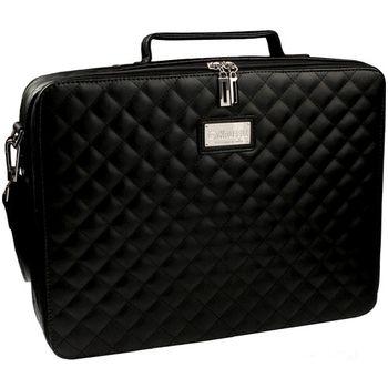 """Krusell Avenyn Laptop Slim taška na notebook - do 16"""" - černá"""