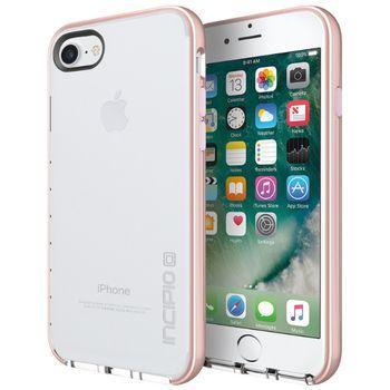 Incipio ochranný kryt [Lux Series] Reprieve Case pro Apple iPhone 7 průhledná/růžové zlato/růžová