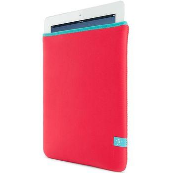 Belkin neoprénové pouzdro pro Apple iPad 3 - růžové (F8N734cwC00)
