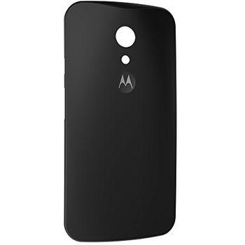 Motorola zadní kryt Shells pro Moto G (2. generace), černá