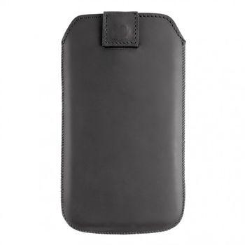 Artwizz kožené Pouch pouzdro pro Samsung Galaxy S III - matná černá