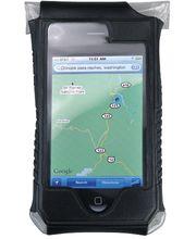 Topeak SmartPhone Dry Bag držák na kolo, 125 x 66mm černá