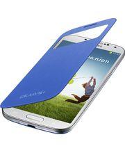 Samsung flipové pouzdro S-view EF-CI950BC pro Galaxy S4 (i9505), modré