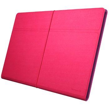 Sony elegantní barevné pouzdro pro Xperia Tablet S - růžová