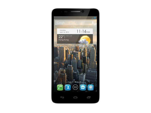 obsah balení Alcatel One Touch 6030D Idol Dual SIM stříbrná + Powerbanka 5600mAh