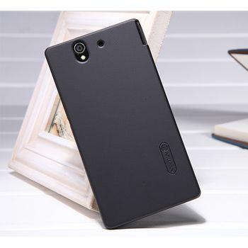 Nillkin super frosted zadní kryt Black pro Sony Xperia Z C6603