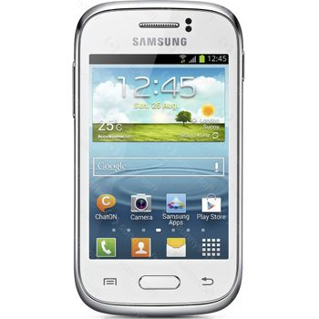 Samsung GALAXY Young S6310 NFC, bílý
