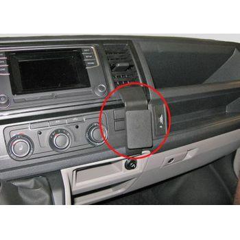 Brodit ProClip montážní konzole pro Volkswagen T6 Transporter/Pickup 16-, na střed vpravo