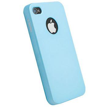 Krusell hard case ColorCover - Apple iPhone 4/iPhone 4S (světle modrá)