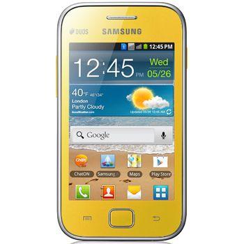 Samsung S6802 Galaxy Ace DUOS žlutá
