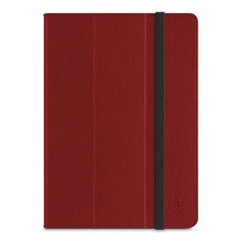 Belkin pouzdro skládací TriFold pro iPad Air, červené