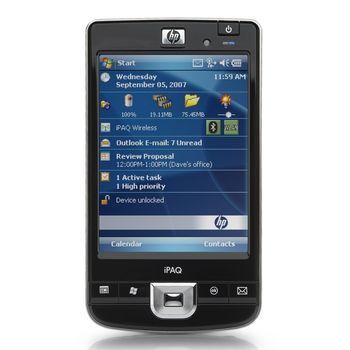 hp iPAQ 214 - zařízení po servisu (flash ROM), plná záruka 24 měsíců
