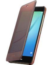 Huawei pouzdro Smart View pro Huawei Nova, hnědá