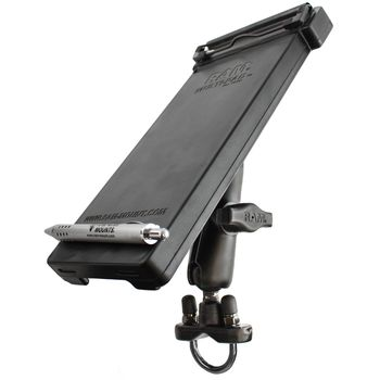 RAM Mounts držák na zápisník Multi-pad organizer s objímkou pro průměr 12,7 - 31,75 mm, sestava RAM-B-149Z-MP1U
