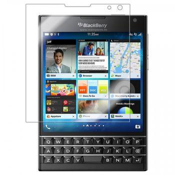 BlackBerry ochranná fólie pro BlackBerry Passport, 2ks, čirá