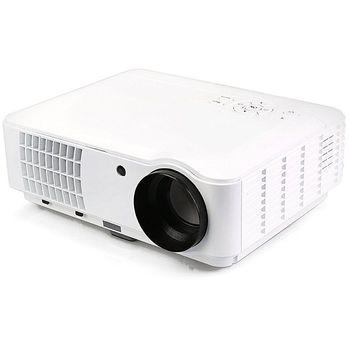 LED projektor 1280x800px, bílá