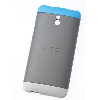 HTC pouzdro Hard Shell Double Dip HC C850 pro HTC One mini, šedá