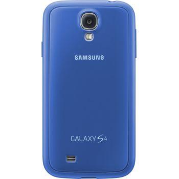 Samsung ochranné pouzdro protective cover + EF-PI950BC pro Galaxy S4 (i9505), světle modré