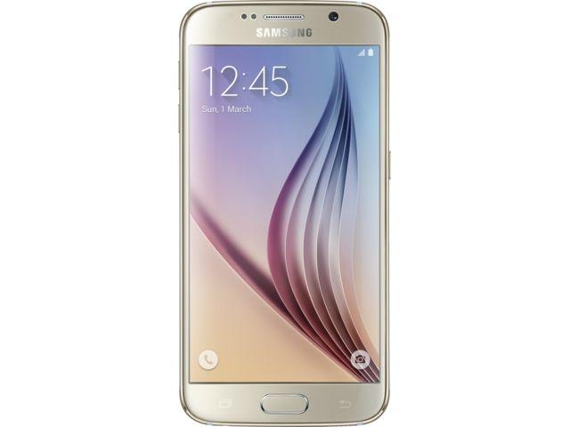 obsah balení Samsung Galaxy S6 G920F 32GB Gold Platinum