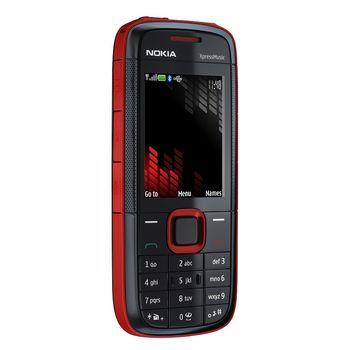 NOKIA 5130 XpressMusic Red