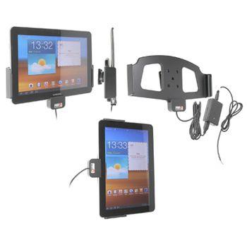 Brodit držák do auta pro Samsung Galaxy Tab 1 10.1 se skrytým nabíjením v palubní desce