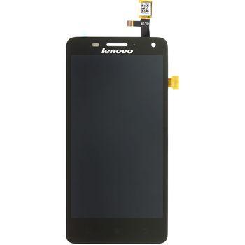 Náhradní díl Lenovo S660 LCD Display + dotyková deska černá