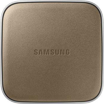 Samsung podložka pro bezdrátové nabíjení EP-PG900IF, zlatá