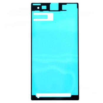 Náhradní díl lepící štítek pod rámeček LCD displeje pro Sony C6903 Xperia Z1