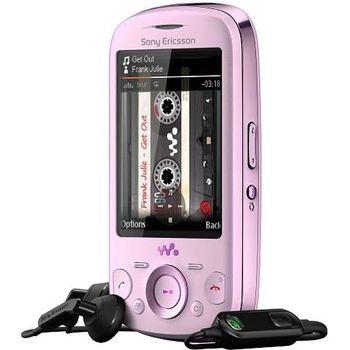 Sony Ericsson W20 Zylo Swing Pink