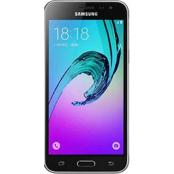 Náhradní díl Samsung J320 Galaxy J3 2016 LCD Display + dotyková deska černý(Service Pack)